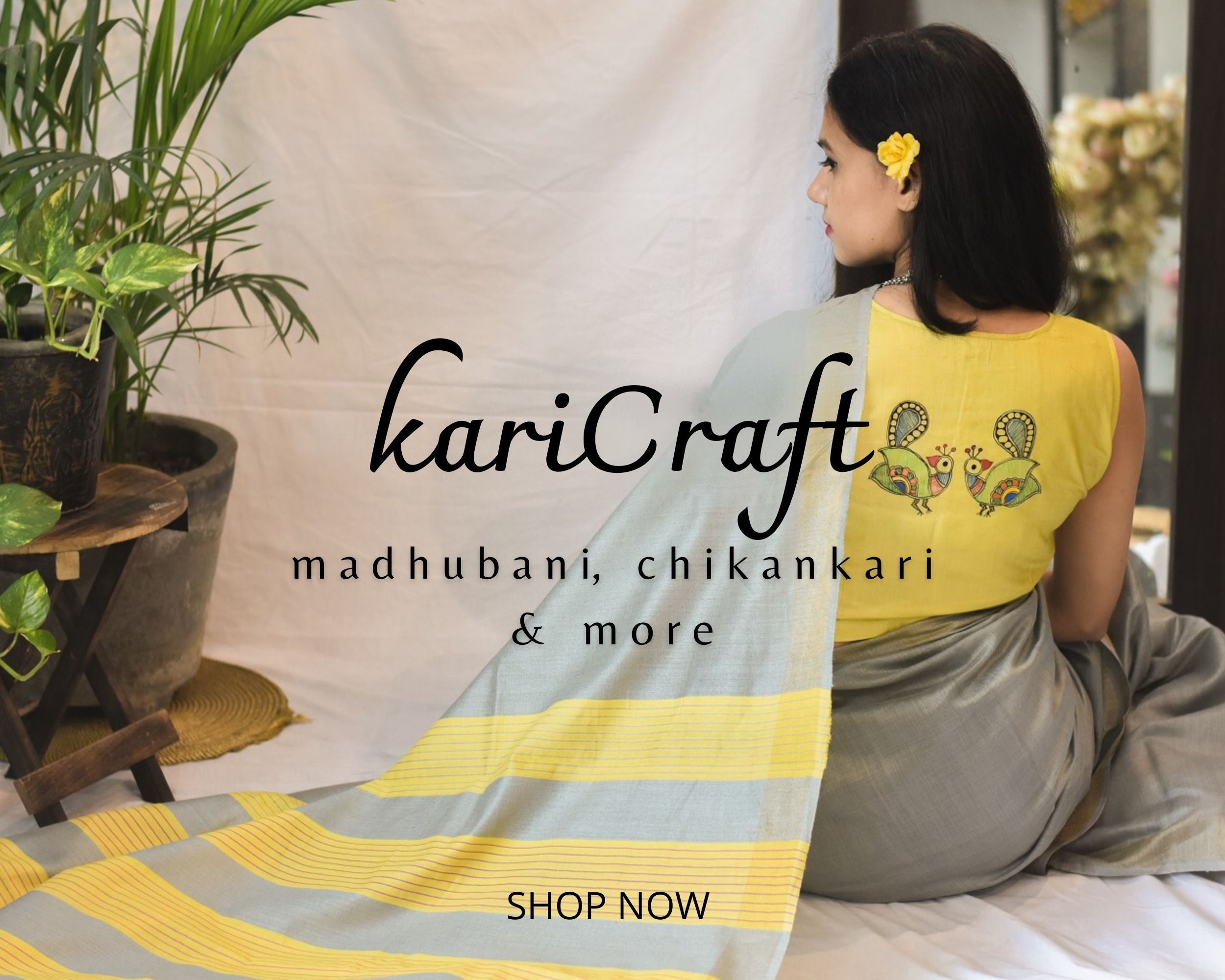 Indian craft collection